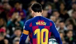 ميسي يحقق رقما قياسيا جديد مع برشلونة