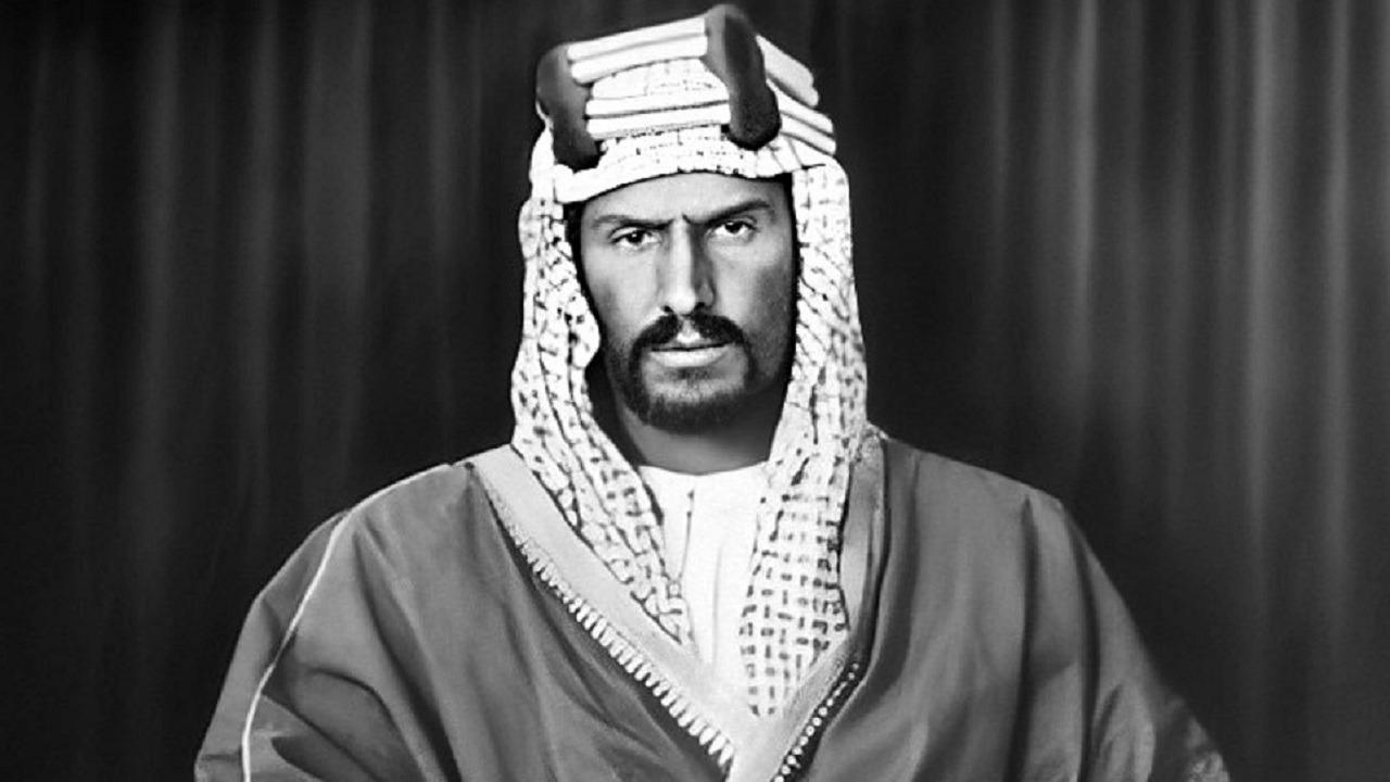 أقوال مأثورة للملك عبدالعزيز : «لا أحمل حقدًا إلى على شخصين»