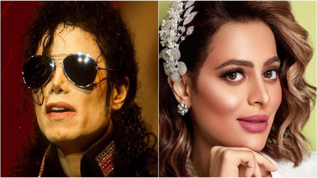 """بالفيديو.. ابنة إلهام الفضالة تعلق على تشبيهها بـ """"مايكل جاكسون"""""""