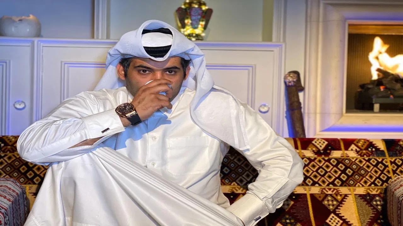 خالد الهيل يكشف عن المزيد من الفضائح في خيمة القذافي
