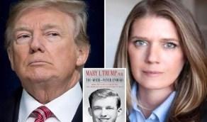 """البيت الأبيض يرد على اتهامات ابنة شقيق """"ترامب"""""""