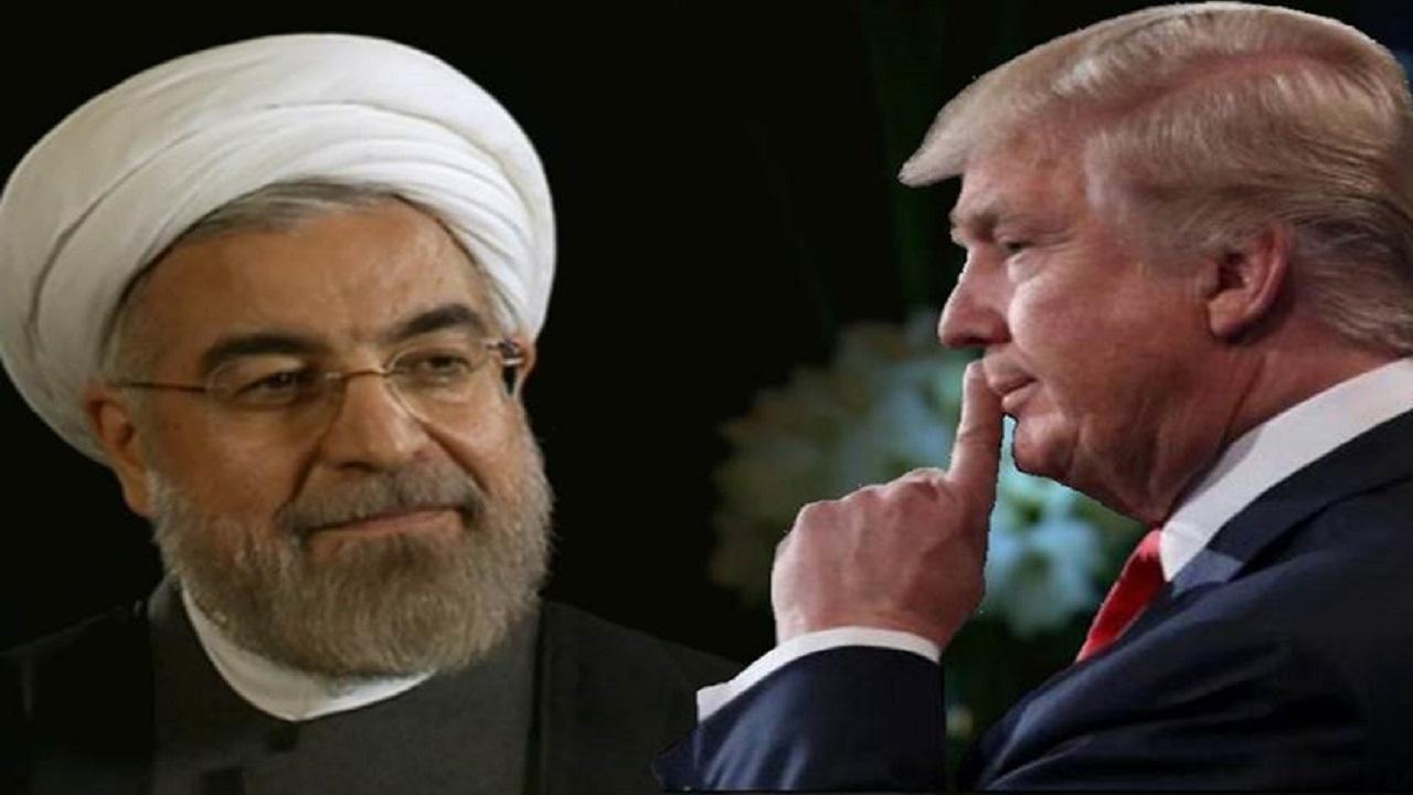 ترامب يهدد إيران بالفارسية