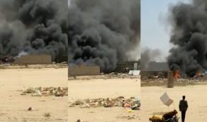 بالفيديو.. لقطات من العملية العسكرية للتحالف ضد الحوثيين