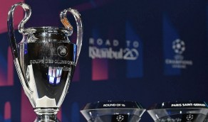 إعلان نتائج قرعة ربع ونصف نهائي دوري أبطال أوروبا