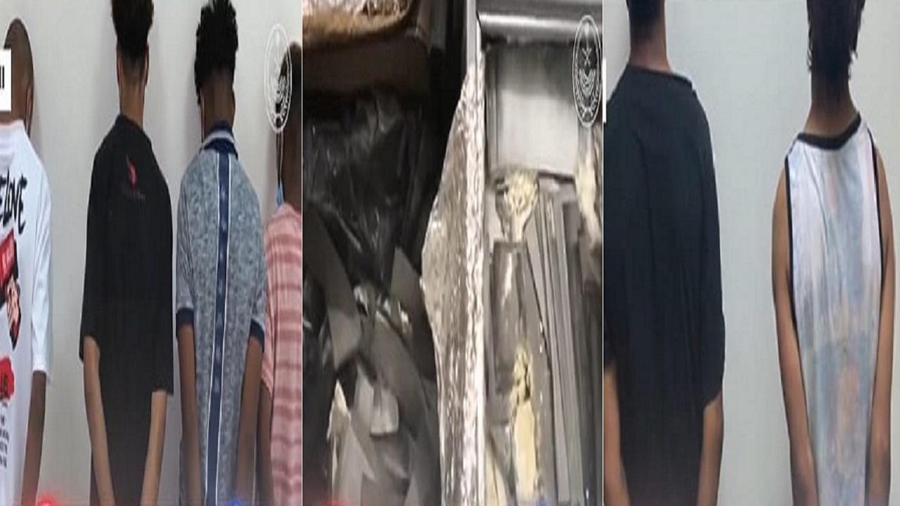 «الداخلية» تنشر فيديو القبض على عصابات ومجرمين هددوا الأمن مؤخراً