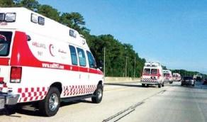 إصابة شخصين في حادثي دهس بجدة