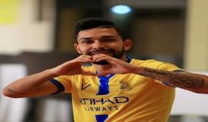 """لاعب النصر بعد عودته للمملكة: """" محمد بيتروس عاد من جديد """""""