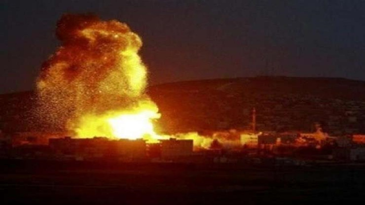 سماع دوي انفجار ضخم في إيران