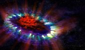 مركز فلكي ياباني يرصد إنفجار نجمي خارق على سطح أحد النجوم