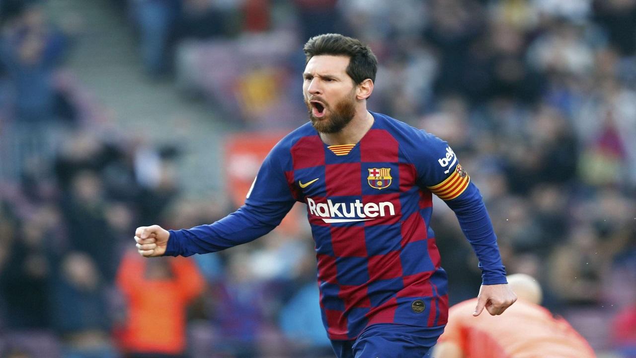 حقيقة رحيل ميسي عن برشلونة
