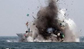 التحالف العربي يدمر 48 زورقاً حوثياً مفخخاً