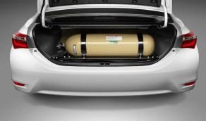 مكونات ومزايا الغاز الطبيعي للسيارات