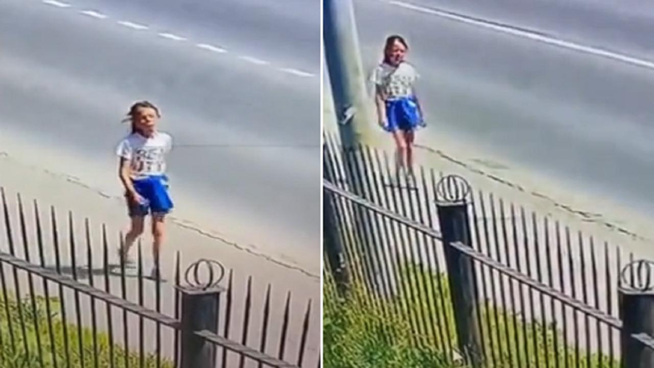 امرأة تساعد زوجها على خطف طفلة واغتصابها (فيديو)