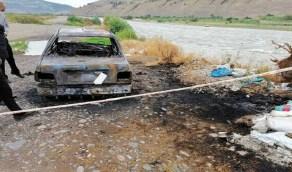 """إنتحار رجل حرقا في سيارته حزنا على وفاة زوجته بـ""""كورونا"""""""
