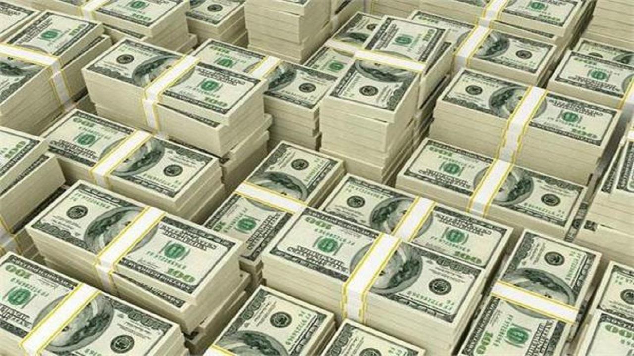فضيحة اختفاء 2.5 مليون دولار وتزوير مبلغ آخر في احتياطي دولة عربية