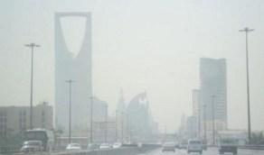 حالة الطقس المتوقعة ليوم غد الأحد في المملكة