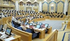 «الشورى» يوافق على مشروع نظام مكافحة التستر