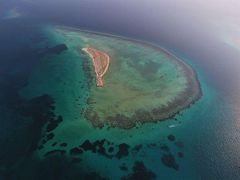 تبوك.. منطقة الـ 100 جزيرة