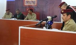 بدء محاكمة عسكرية لـ 175 بتهم الانقلاب في اليمن