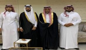 منصور العنزي يحتفل بزواج ابنه «يزيد»