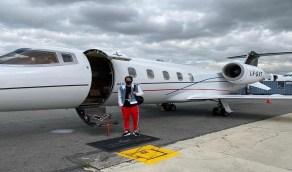 كويلار يعود إلى الرياض بطائرة خاصة