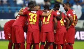 أنباء عن إلغاء معسكر ضمك بعد تزايد إصابات اللاعبين بكورونا