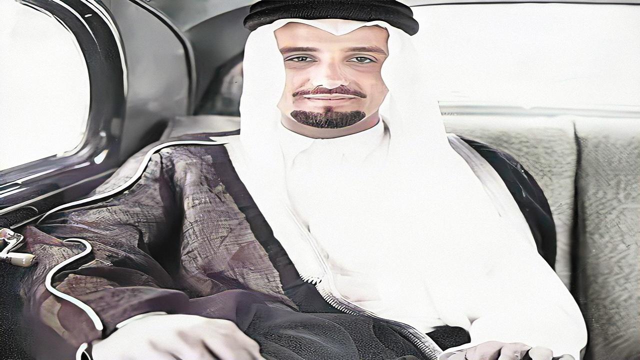 تعرّف على ثامن أبناء الملك عبدالعزيز مؤسس الجيش السعودي