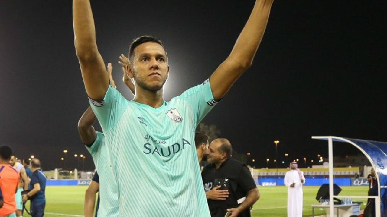 الأهلي ينتظر لاعبه دي سوزا بعد إنتهاء الفحص الثاني له