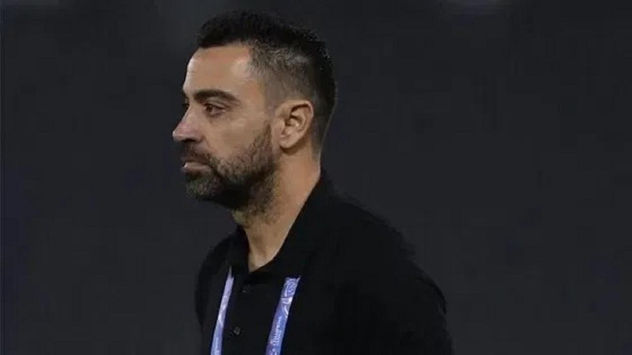 تشافي يتولى قيادة برشلونة نهاية الموسم