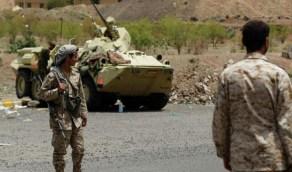 الجيش اليمني يحرر مواقع من الحوثيين في نهم