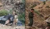 شاهد.. الشعب الكردستاني يُسقط طائرة تركية تابعة للجيش