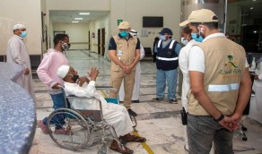 """جولة تفقدية مفاجئة من مدير صحة مكة لأقسام الطوارىء ومراكز """"تطمن"""""""