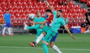 ريال مدريد يقترب من استعادة لقب الدوري