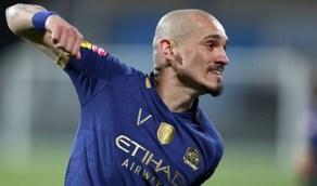 مايكون يسعى للحصول على مُخالصة نهائية من ناديه التركي للتوقيع مع النصر