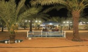 بالفيديو..مواطن يفتح منتجعه للزوار بالقصيم مجانًا مقابل شرط غريب