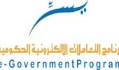 برنامج يسر للتعاملات الإلكترونية الحكومية يوفر وظائف شاغرة
