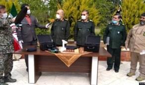 جهاز كشف كورونا يُثير السخرية من الحرس الثوري