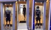 بالفيديو.. الهلال يوفر جهاز تعقيم شخصي للاعبين