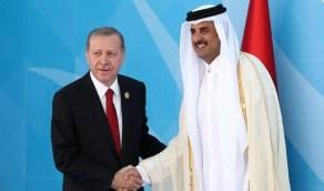 أردوغان يحصل على الجباية من قطر لتمويل حروبه في سوريا وليبيا