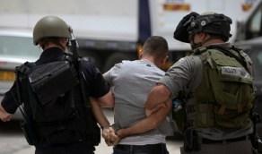 جيش الاحتلال يعتقل فلسطينياً مخيم من الجلزون