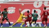 ليفربول ينتزع فوزًا صعبًا أمام أستون فيلا