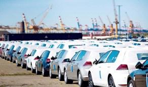 ارتفاع واردات المملكة من السيارات لـ 360 الف سيارة رغم ظروف كورونا