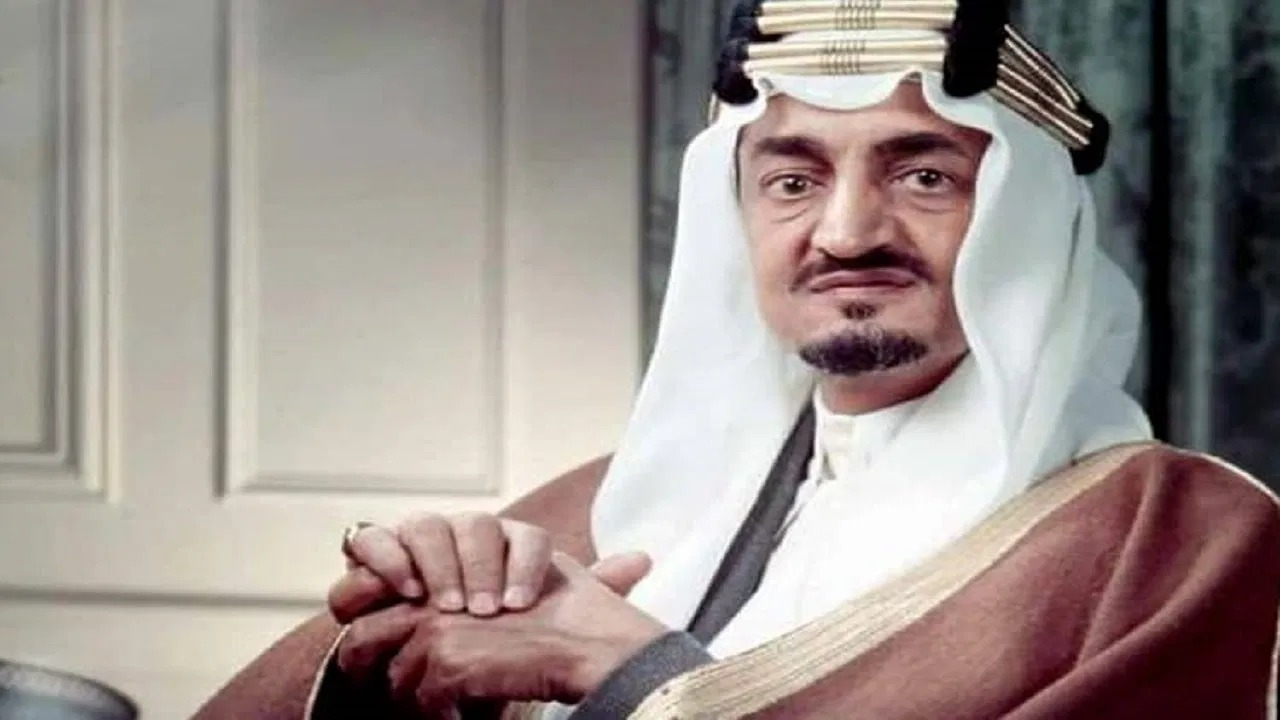 فيديو.. ما ورثه الأمير سعود عن أبيه الملك فيصل