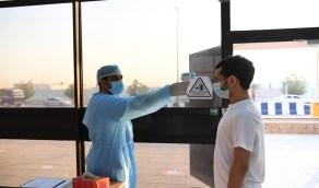بالصور.. إجراءات القبول المبدئي لدورة تأهيل الضباط الجامعيين في كلية الملك فهد