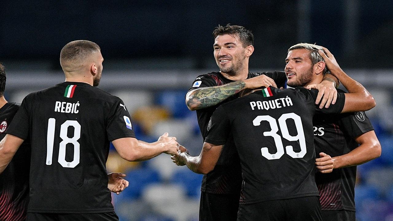 التعادل يضيع فرصة ميلان في التقدم بترتيب الدوري الإيطالي