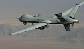 """اعتراض وتدمير طائرة حوثية """" سابعة """" باتجاه المملكة استهدفت المدنيين"""