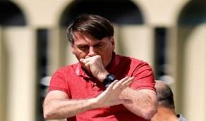 رئيس البرازيل يكشف طريقة تعافيه من كورونا في ساعات