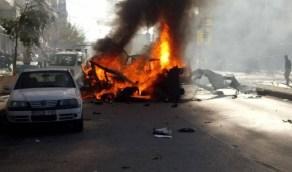 إصابة عدد غير محدود من القوات التركية إثر انفجار في سوريا
