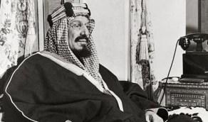 صورة تاريخية لأول هاتف متنقل استخدمه الملك عبدالعزيز
