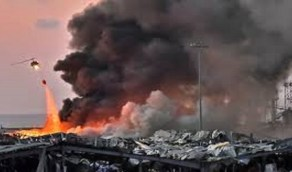 تفجير بيروت ينسف إحتياطي القمح والأمن الغذائي في خطر